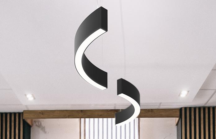 Arancia Lighting Bow