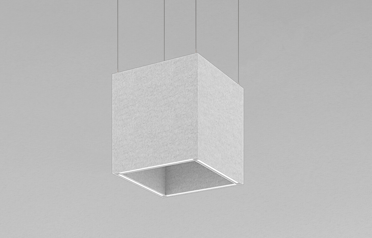 Axis Lighting Spatial SoftZone Pendant
