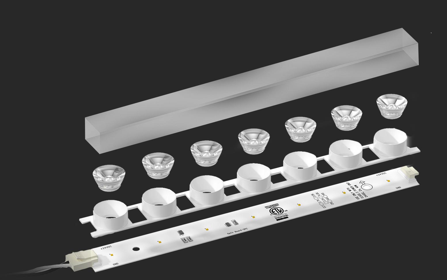 Ecosense Lighting TROV Flex