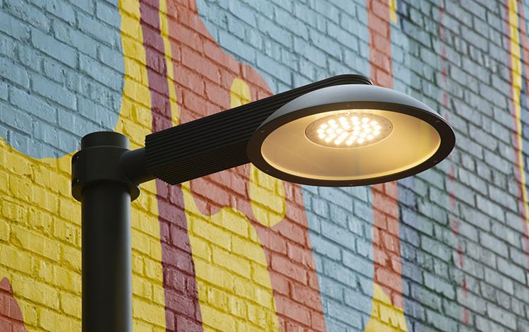 Landscape Forms LEO Area Light