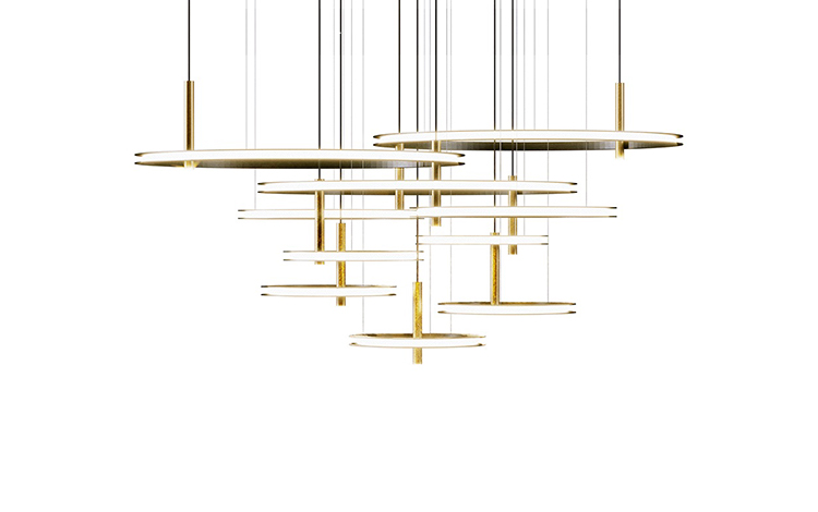 Paolo Castelli Labilis Lamp