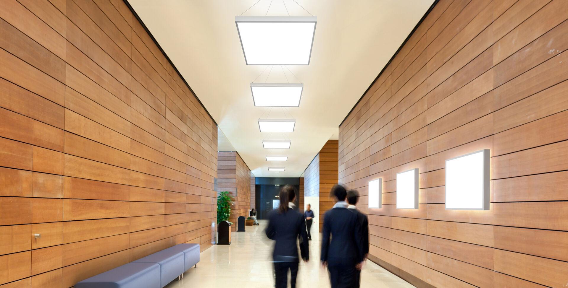 Prudential Lighting Gaze Soft & Hard Edge
