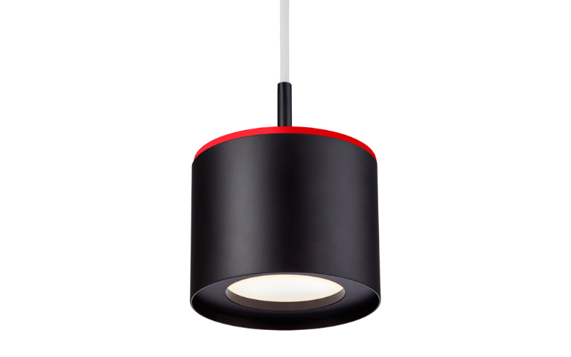 Prudential Lighting. RDP. Stream Dot Pendant — Round.