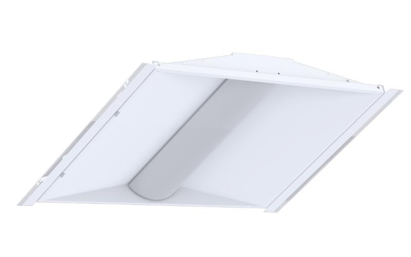 Viscor. LRK-TR. Tunable White LED Recessed Troffer Retrofit Kit - Type H.