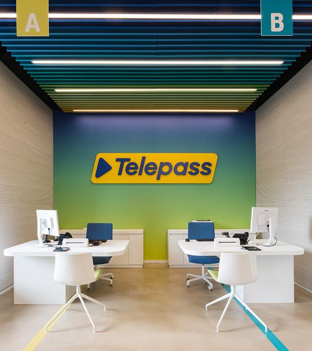 Artemide Telepass Store