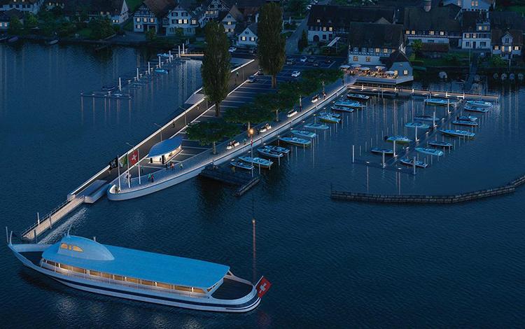 Cariboni Group Harbour of Ermatingen