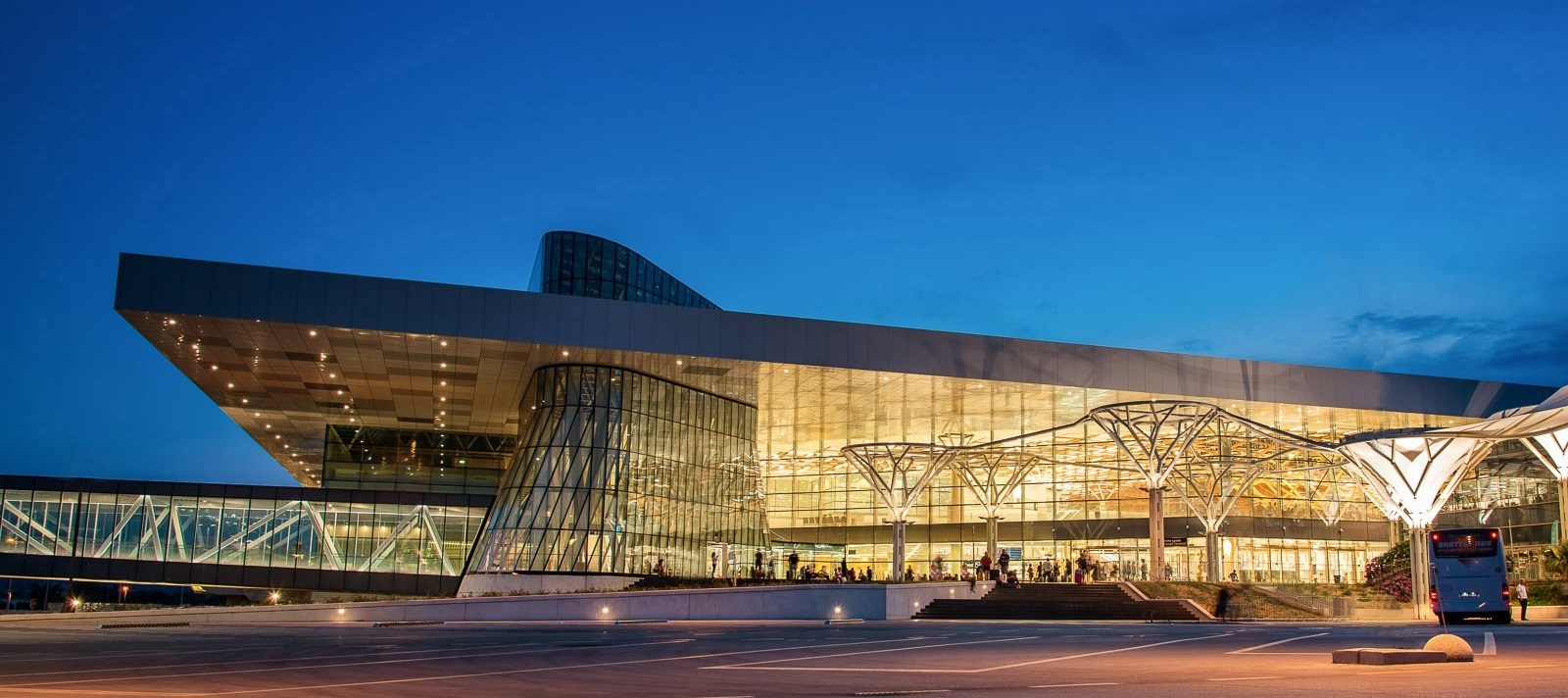 Cariboni Group New Airport Terminal