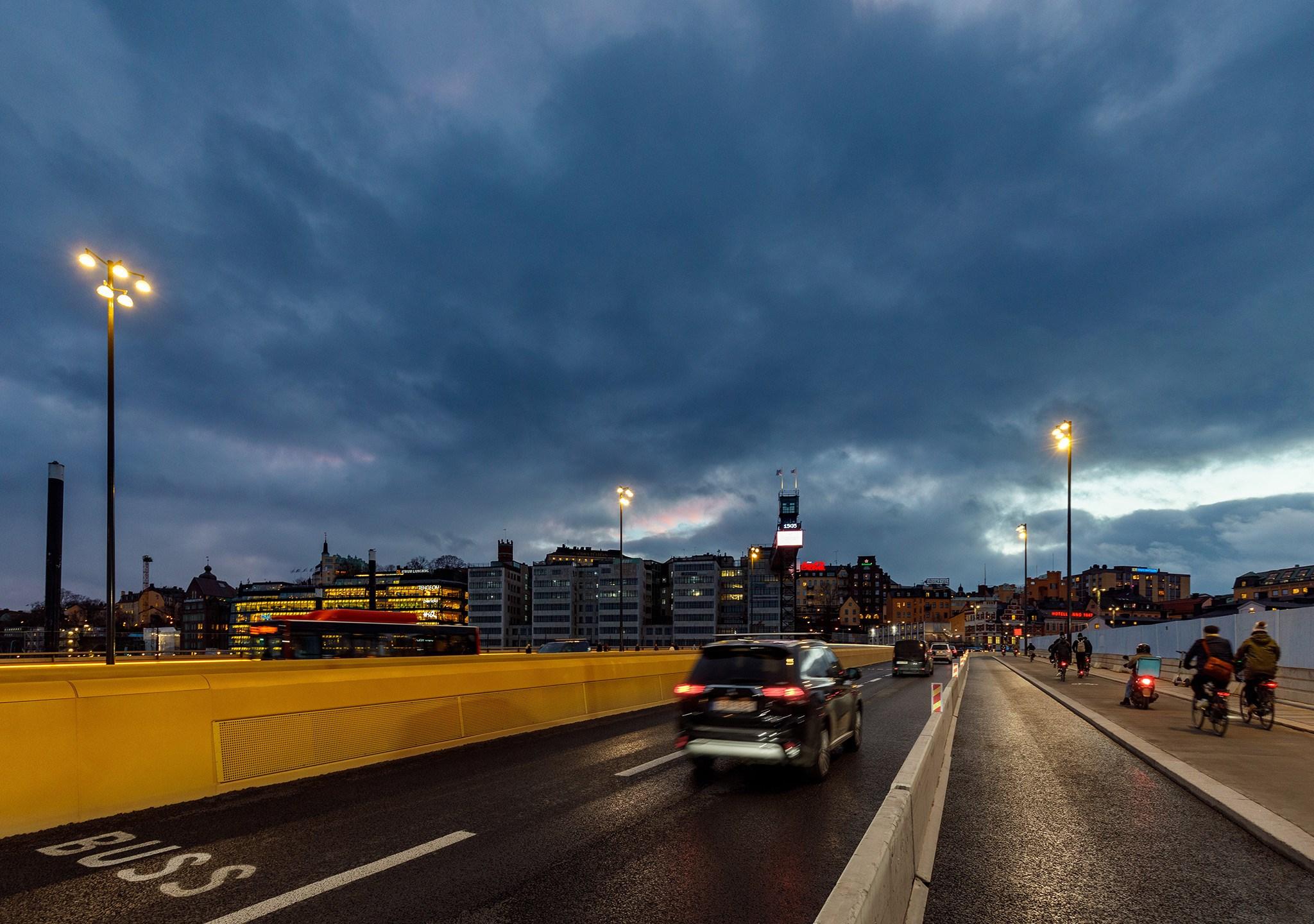 FAGERHULT SLUSSEN STOCKHOLM