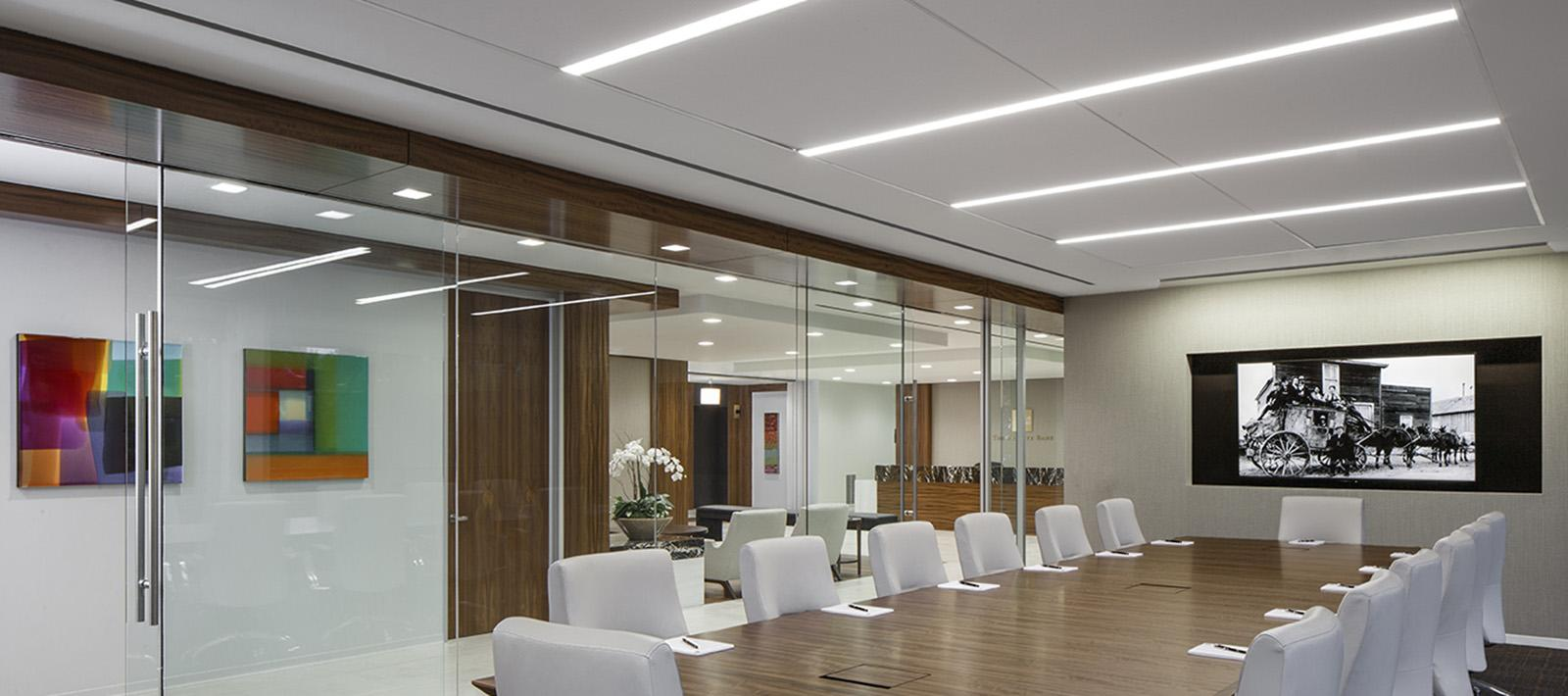 Focal Point Lights Confidential Financial Services Firm