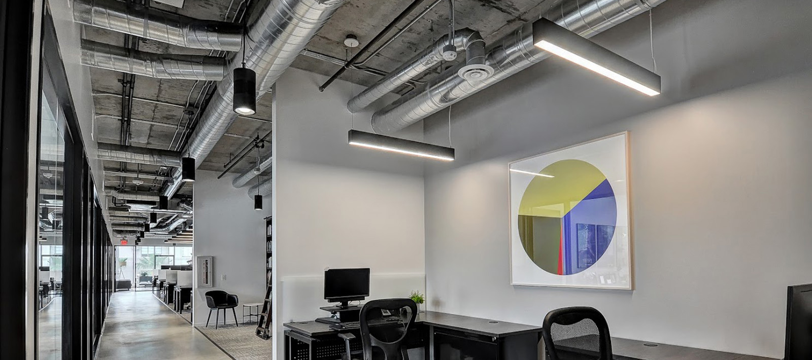 Focal Point Lights The Gotham Group