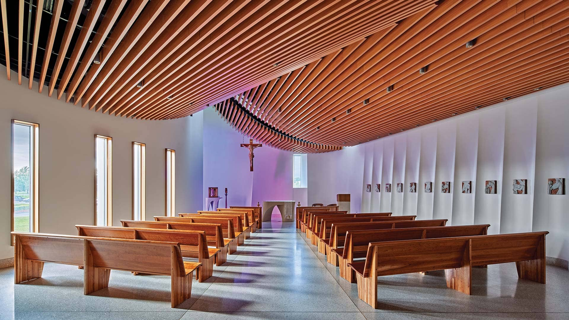 Gotham St. Mary Chapel