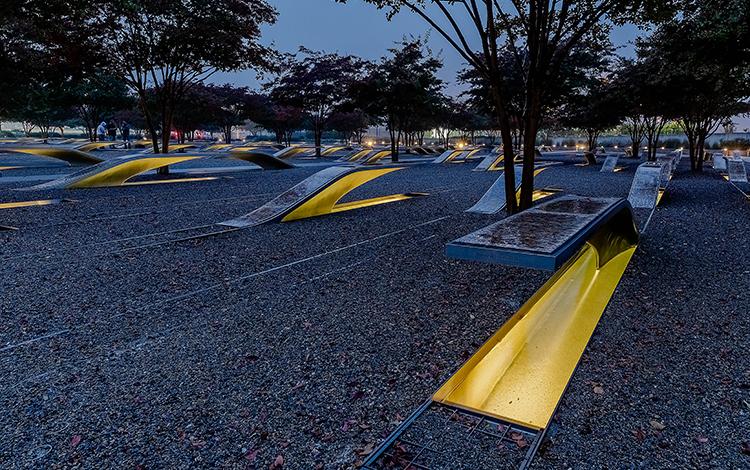 Hydrel National 9/11 Pentagon Memorial