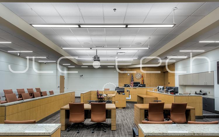JLC-Tech East Courts Building