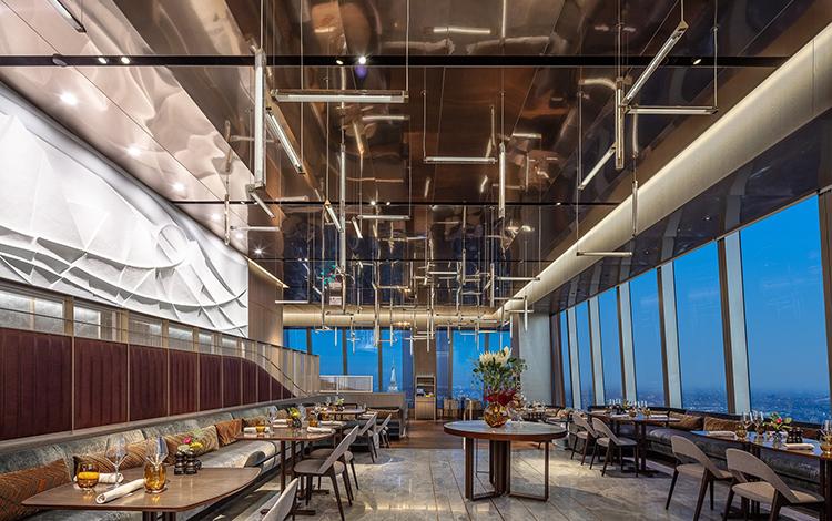 LASVIT Peak Restaurant and Events - Hudson Yards
