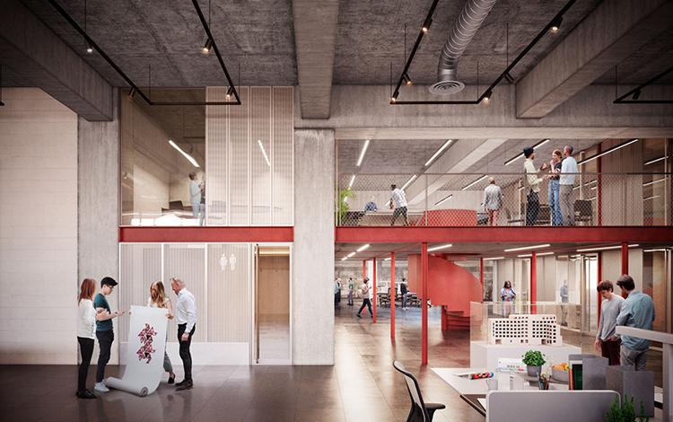 LEDS-C4 Arts Building