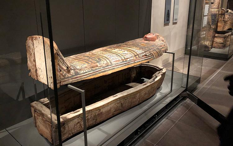 Led Linear EGYPTIAN MUSEUM (MUSEO EGIZIO)