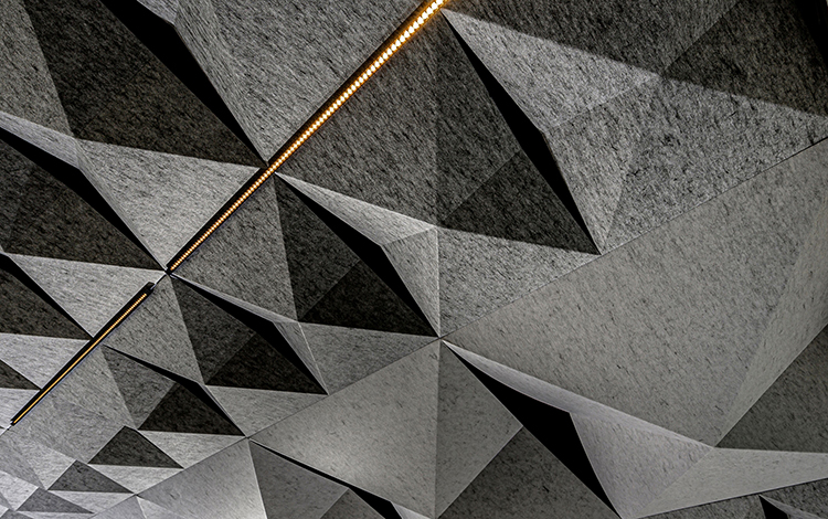 Led Linear HUNTER DOUGLAS HEADQUARTERS