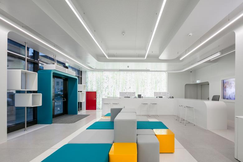 Lightnet Customer Centre Stadtwerke