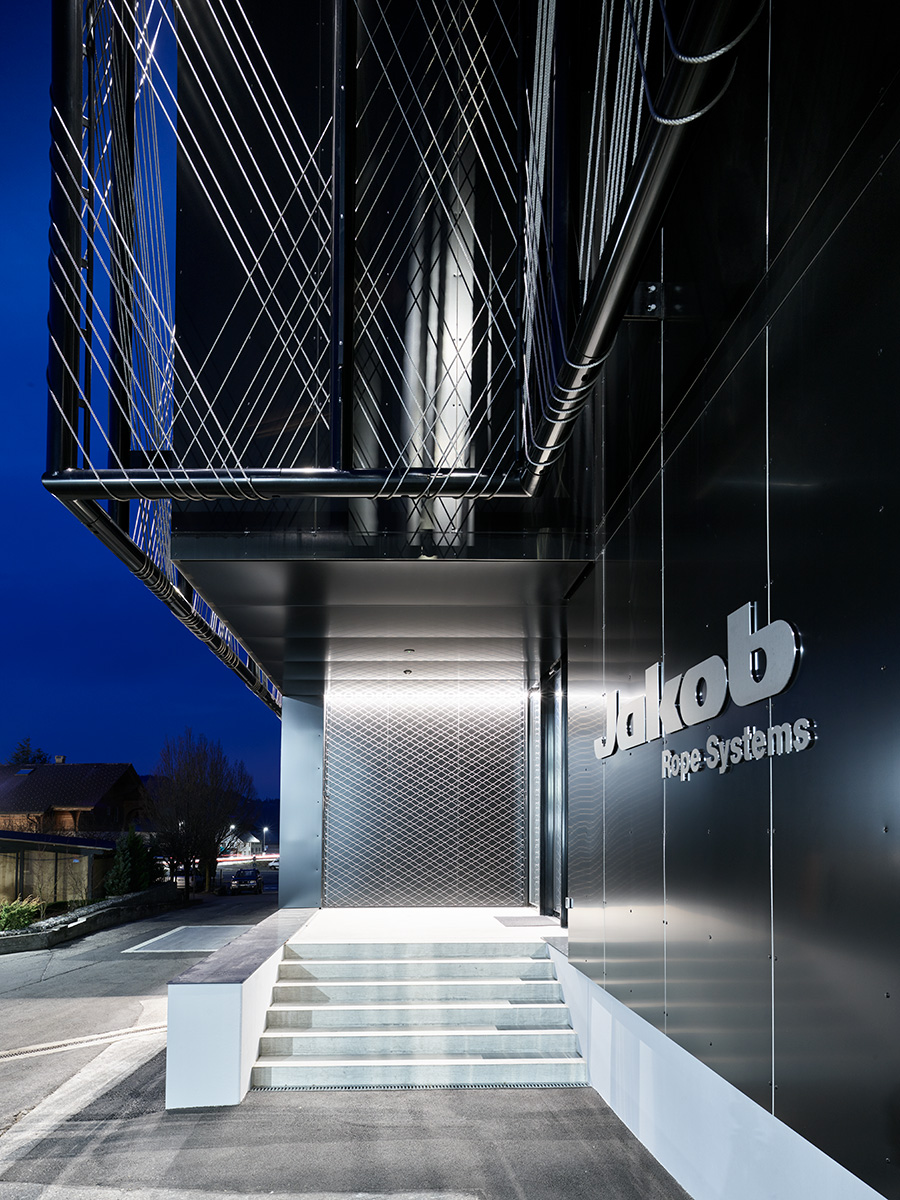 Luce & Light Jakob Rope Systems