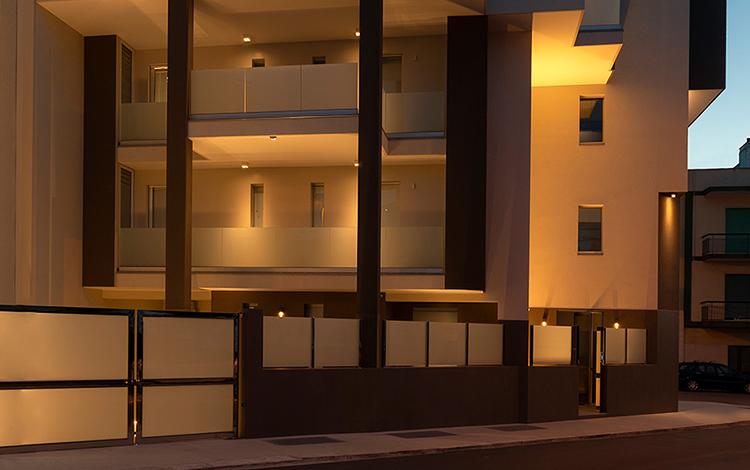 Luce & Light Residential Building