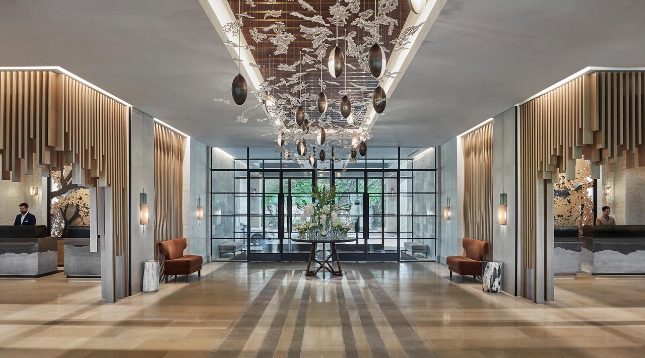 Luminii Four Seasons Hotel Austin