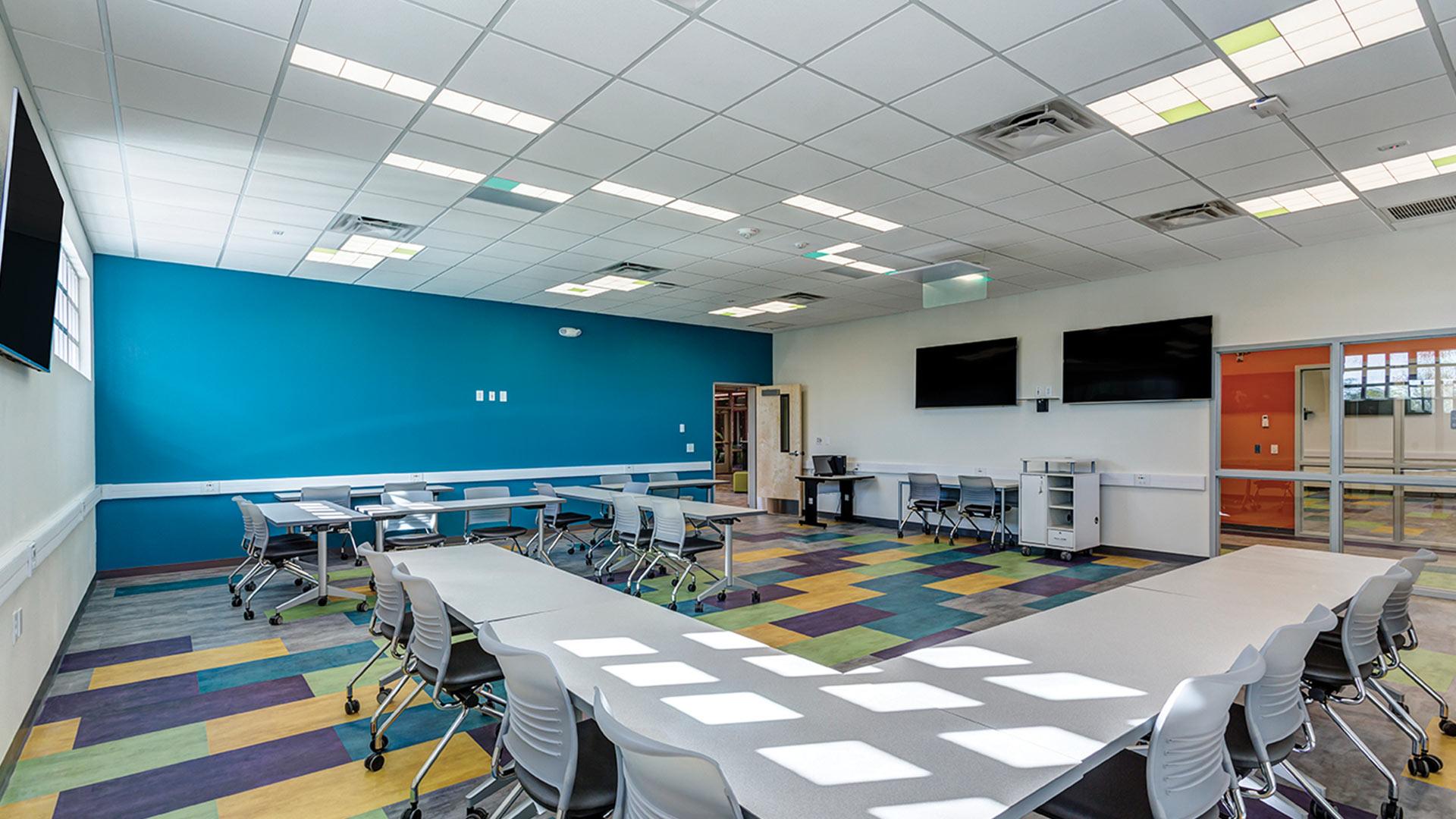 Mark Architectural Arizona Western College, San Luis Technology Center