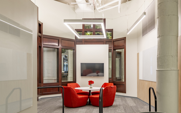 Mark Architectural The American Institute of Architects St. Louis Chapter – Resource Center