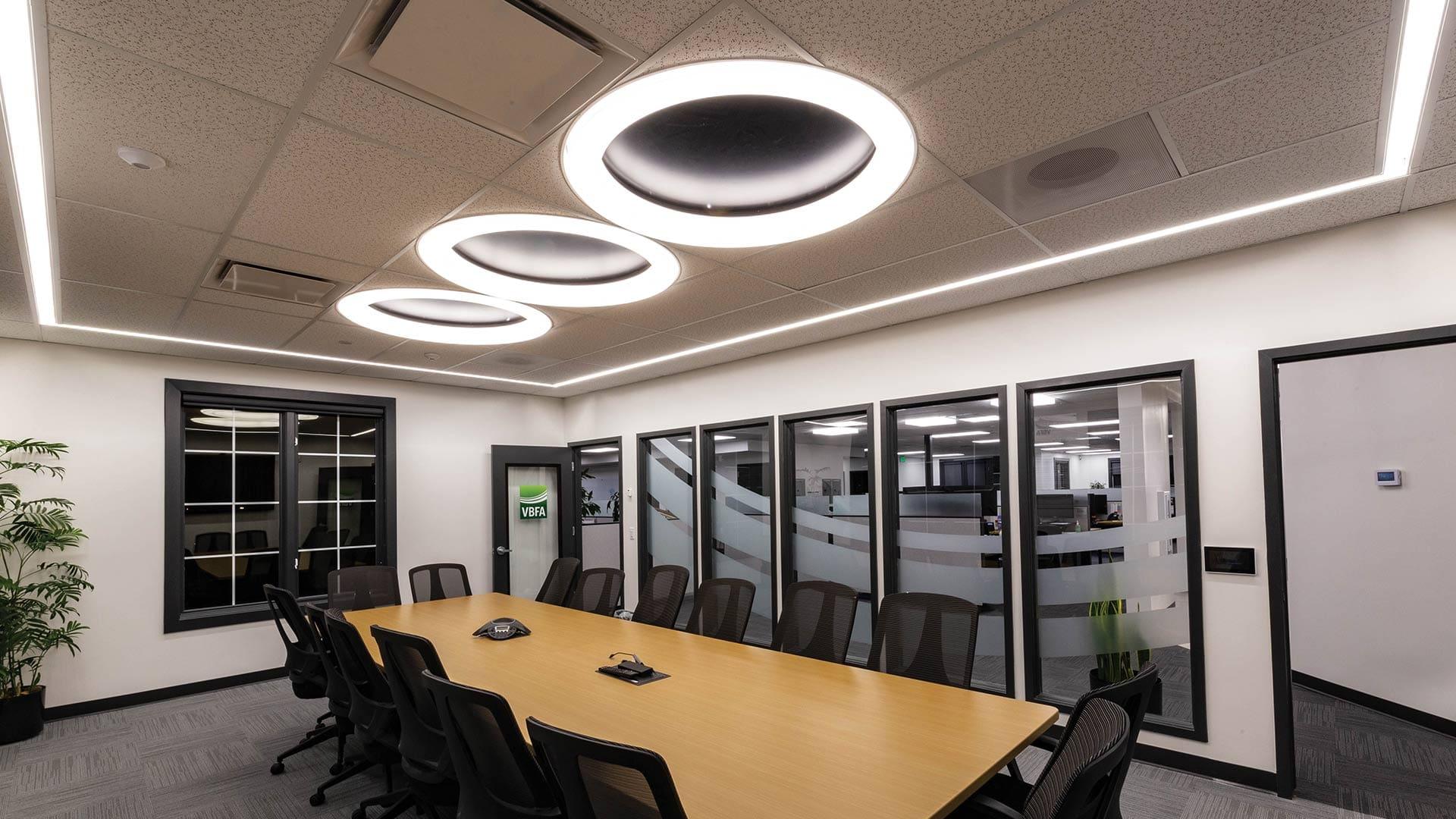 Mark Architectural VBFA Headquarters