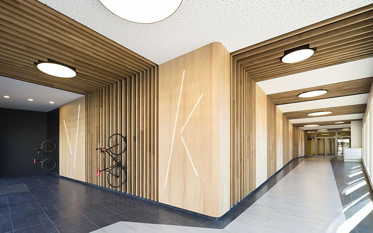 Modular Lighting Instruments Kanoa Office