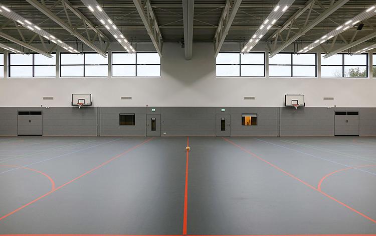 Regent Lighting GERMAN-SORBIAN SCHOOL