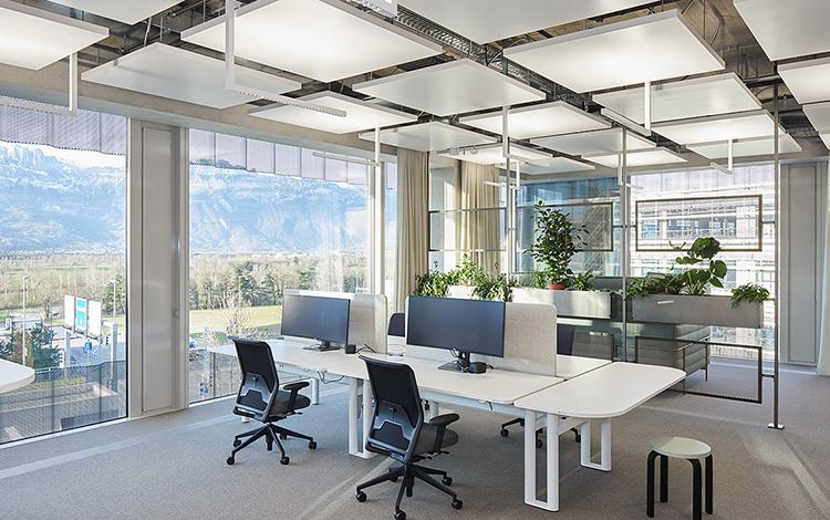 Regent Lighting HILTI OFFICES MITTE UND NORD