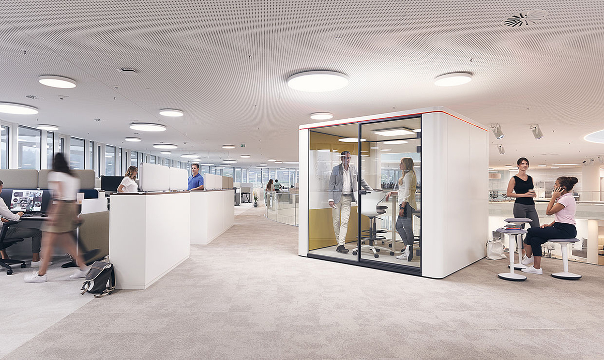 Regent Lighting SEDUS SMART OFFICE