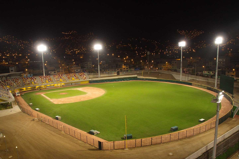 Schreder Andrés Avelino Cáceres Sports Complex
