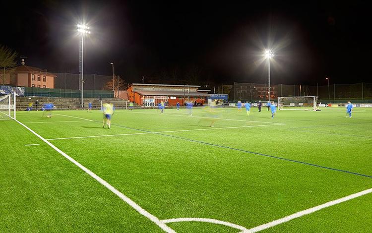 Schreder Biscayan Football Federation Grounds