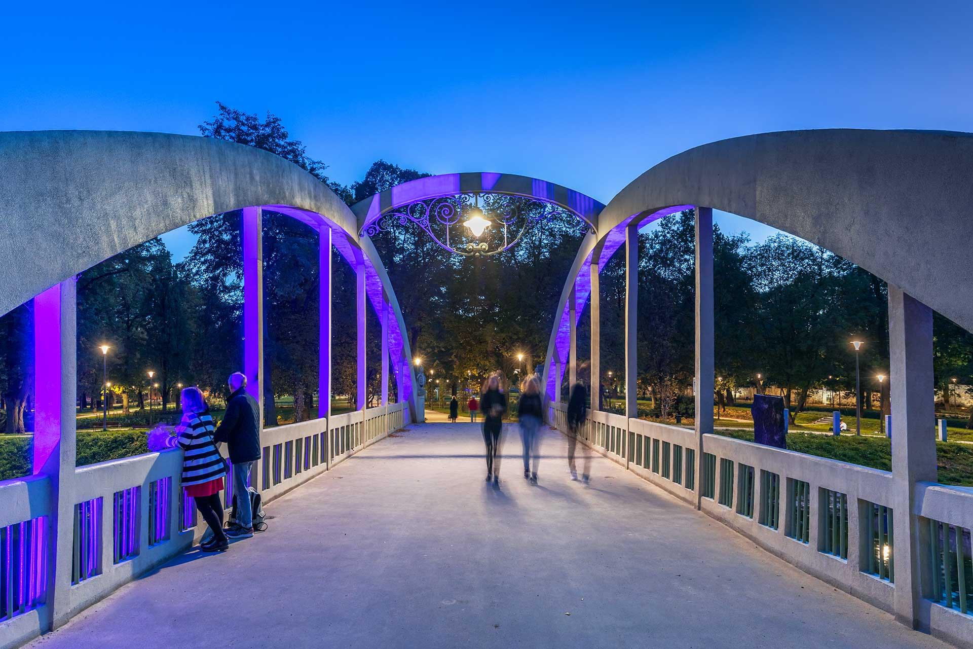Schreder Central Park