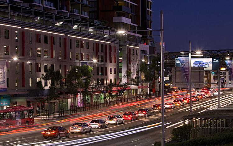 Schreder City of Ryde – LED lighting Retrofit Program
