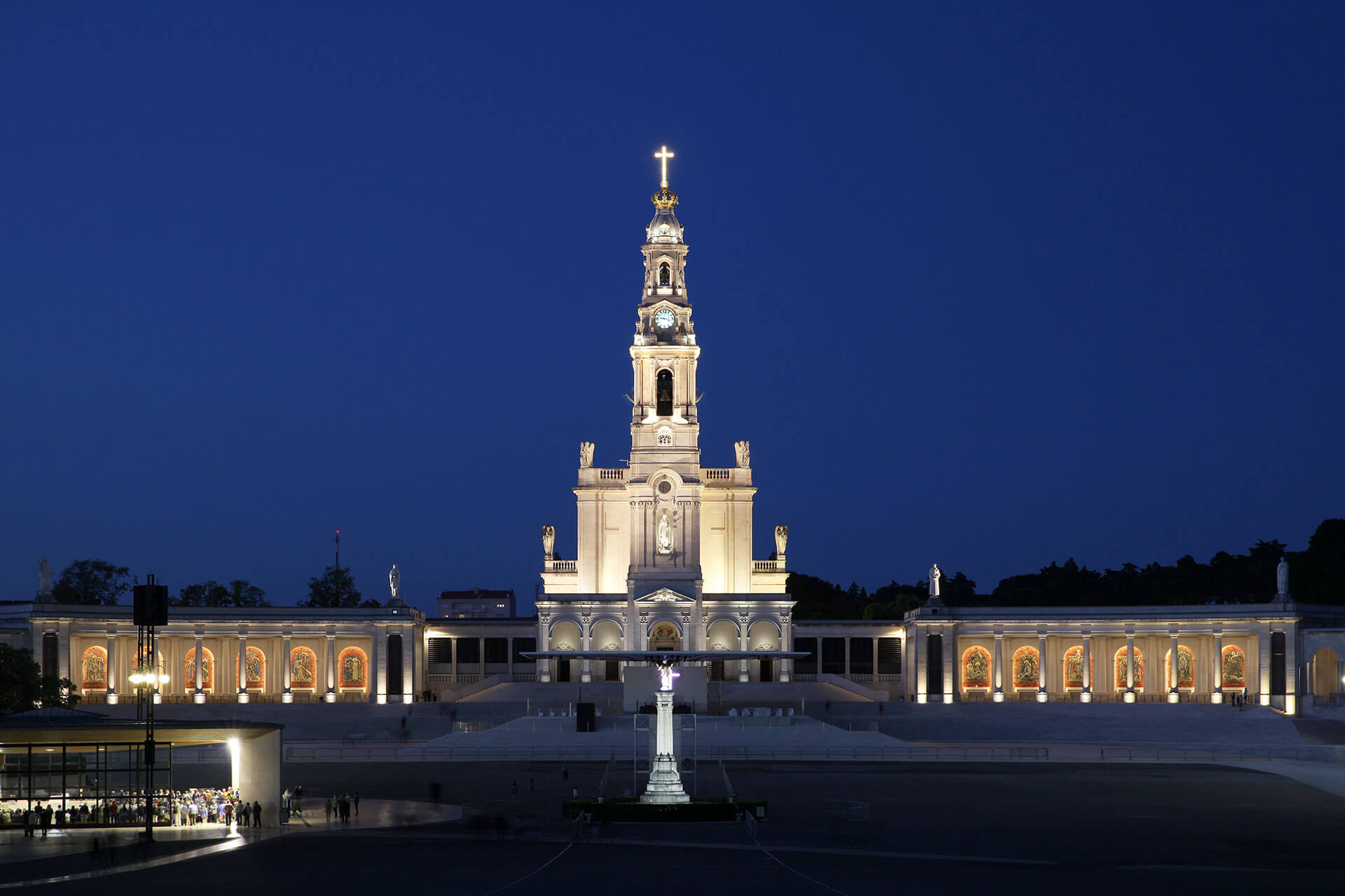 Schreder Sanctuary of Our Lady of Fatima