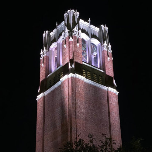 Traxon Technologies Century Tower at the University of Florida