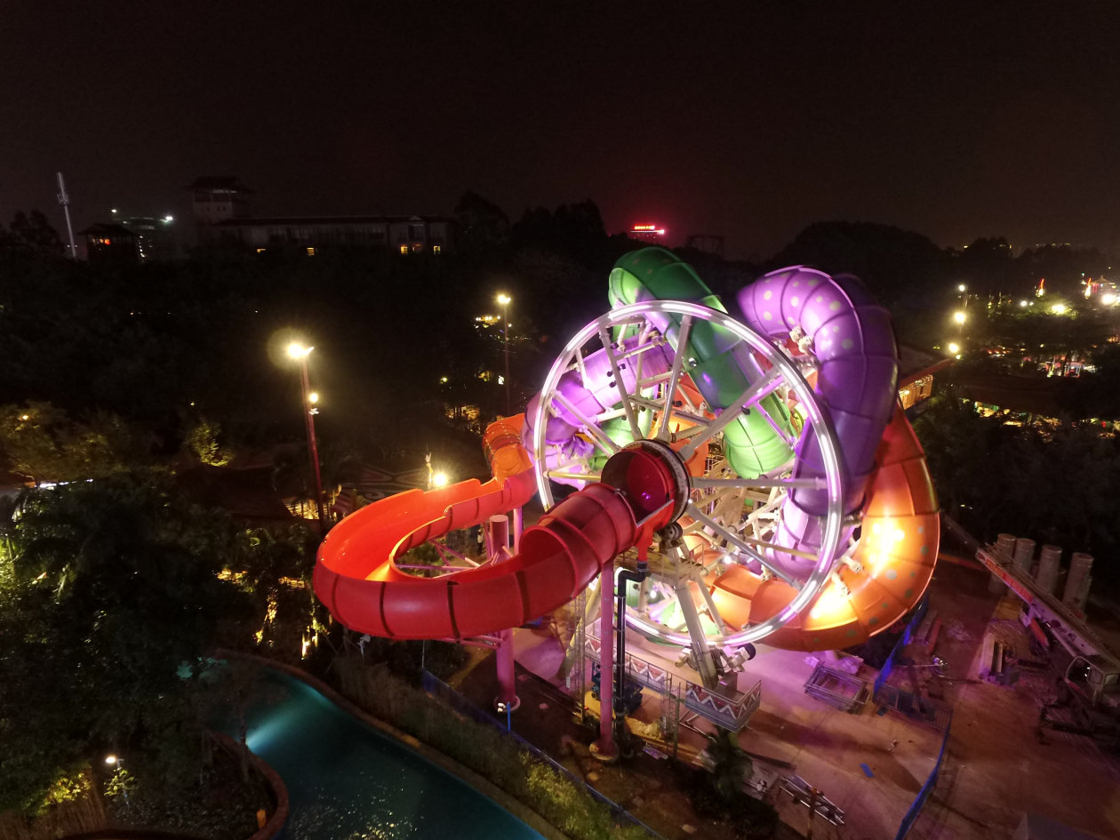 Traxon Technologies Chimelong Water Park