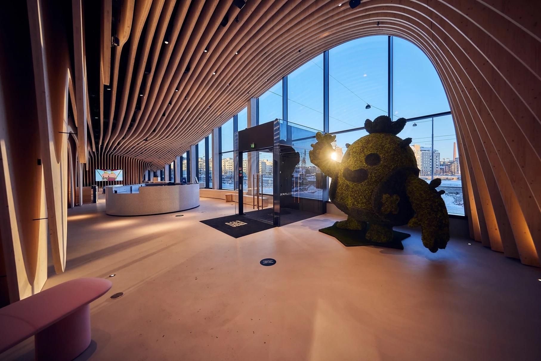 Tunto Supercell Head Office