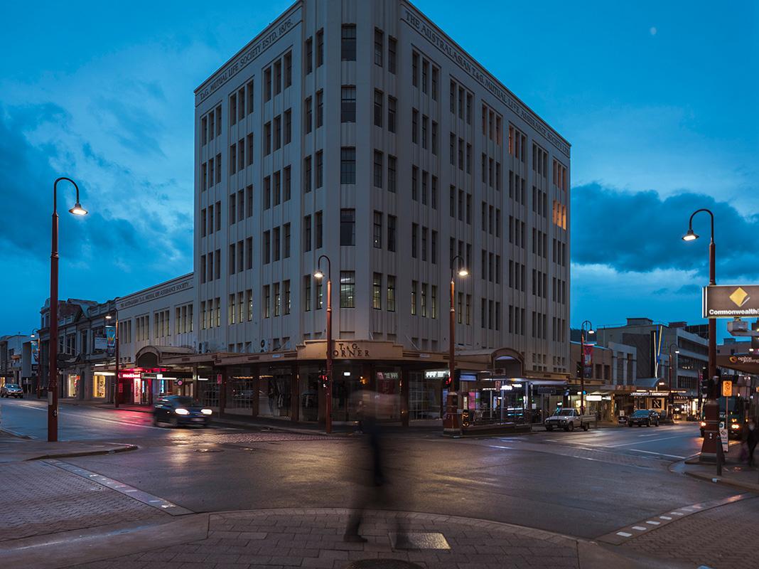 We-ef Lighting Hobart CBD