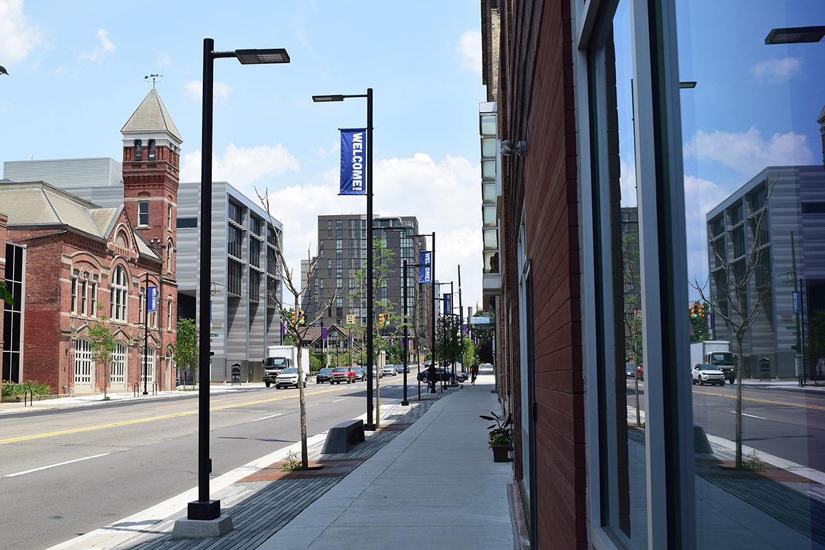 We-ef Lighting Huron Street