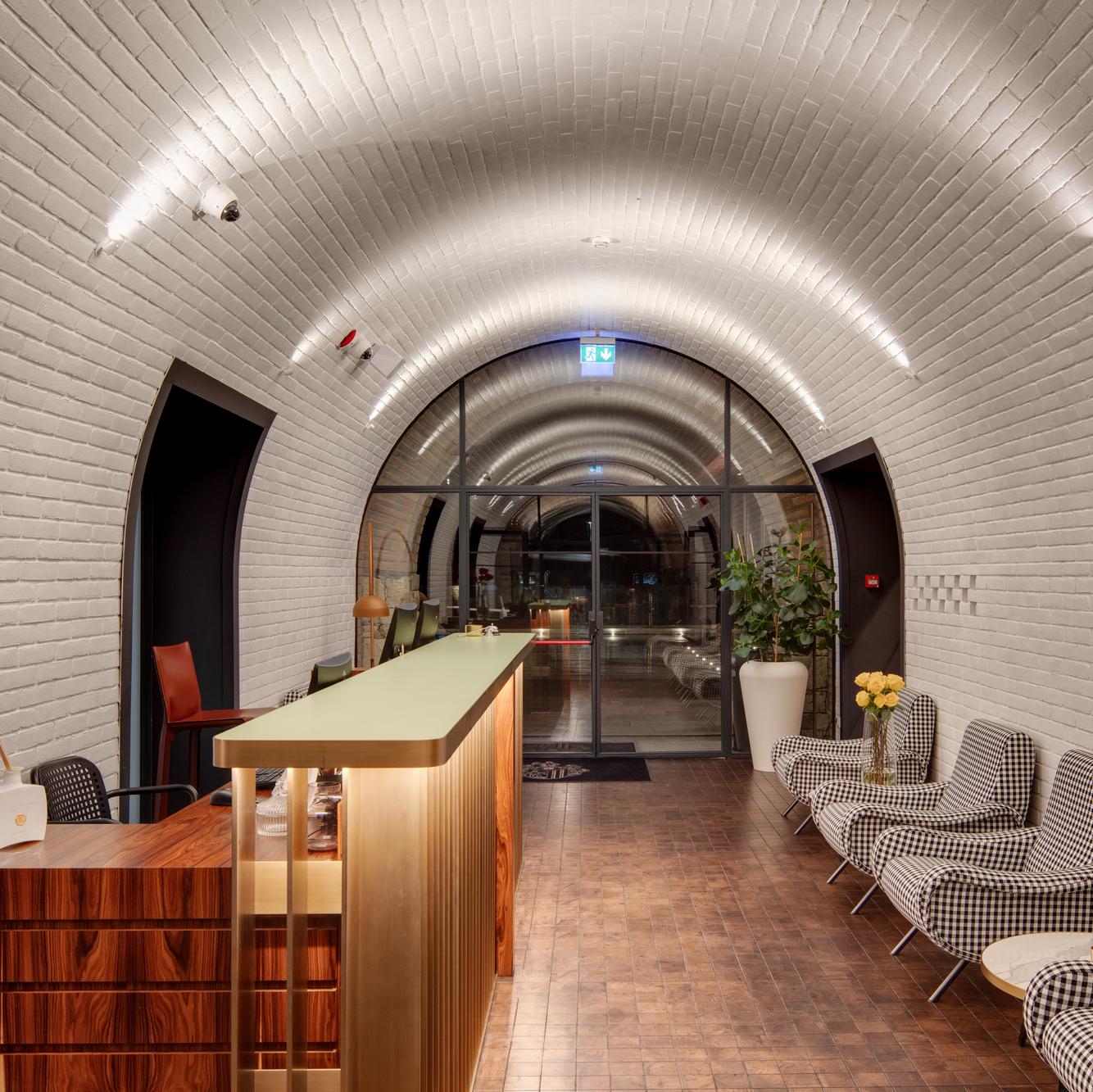 Zumtobel ROXANICH BOUTIQUE HOTEL