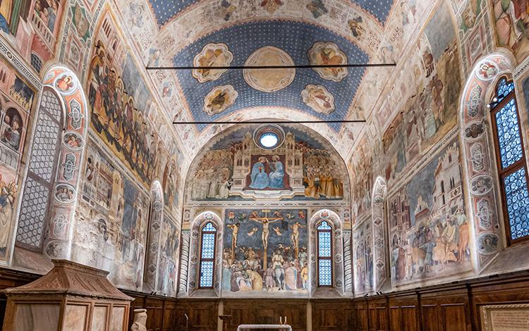 iGuzzini The Oratory of San Giorgio
