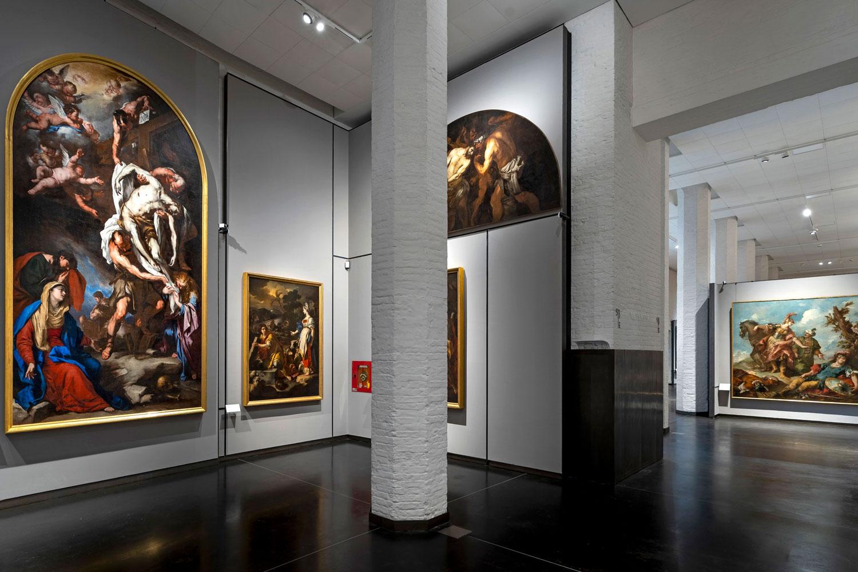 iGuzzini The Selva - Lazzari Rooms at the Gallerie dell'Accademia